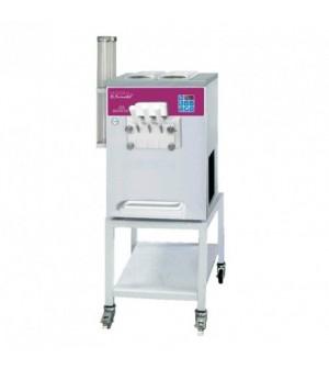 Machine à glace soft - débits intensifs - 3 becs - 3 parfums - 15 litres / heure