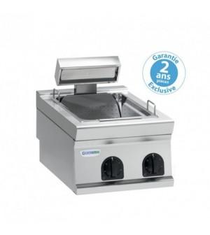 Réserve à frites électrique de table - gamme 700 -  module 400