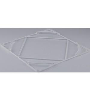 Support paniers ronds pour lave-verres