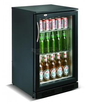 Arrière-bar réfrigéré - 1 porte vitrée