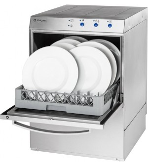 Lave-vaisselle professionnel inox 50 x 50