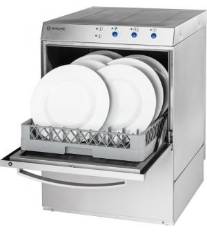 Lave-vaisselle inox avec pompe de vidange