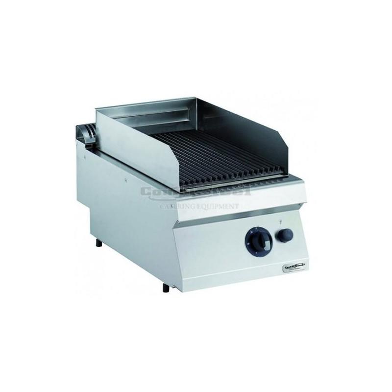 grill pierre de lave poser gaz 7 kw pas cher. Black Bedroom Furniture Sets. Home Design Ideas
