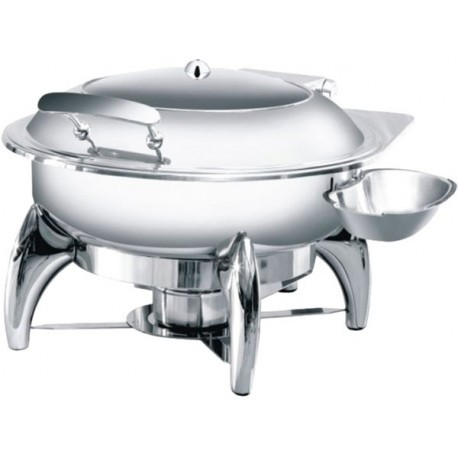 Chafing Dish Rond Electrique