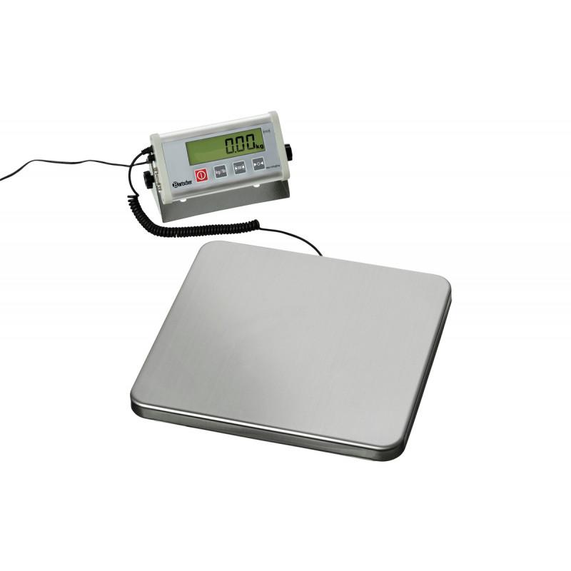 Balance professionnelle digitale - 150 kg unité 50g - Bartscher -