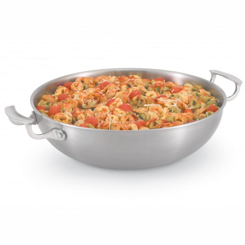 Wok de Service avec Poignées Miramar® Cookware Ø 32,1 cm - Pujadas - 49428