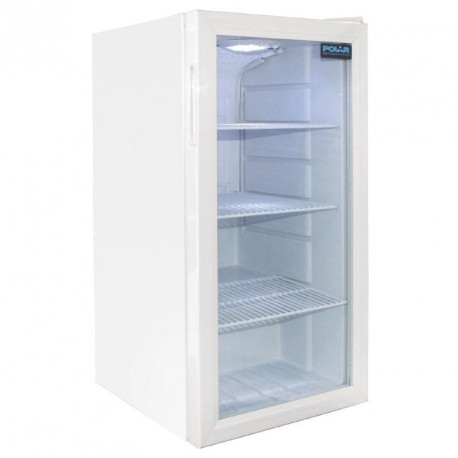 Frigo bar 88 litres Thermostat Réglable - Polar