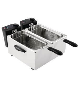 Friteuse double Caterlite 2 x 3.5L