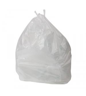 Sacs blancs pour poubelle à pédale Jantex lot de 1000