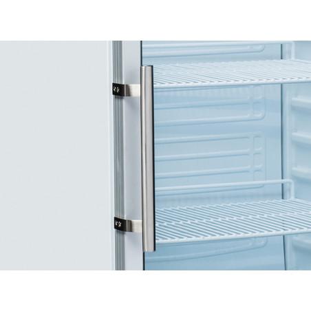 Armoire Réfrigérée Négative Porte Vitrée 200 L - Inox ...