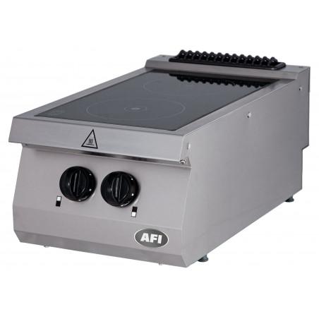 Plaque Vitrocéramique à Poser L 400 à 800 mm - Série 700 - AFI Collin Lucy - PVINF7AP40