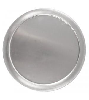 Plat à pizza en aluminium trempé - Profondeur 8mm