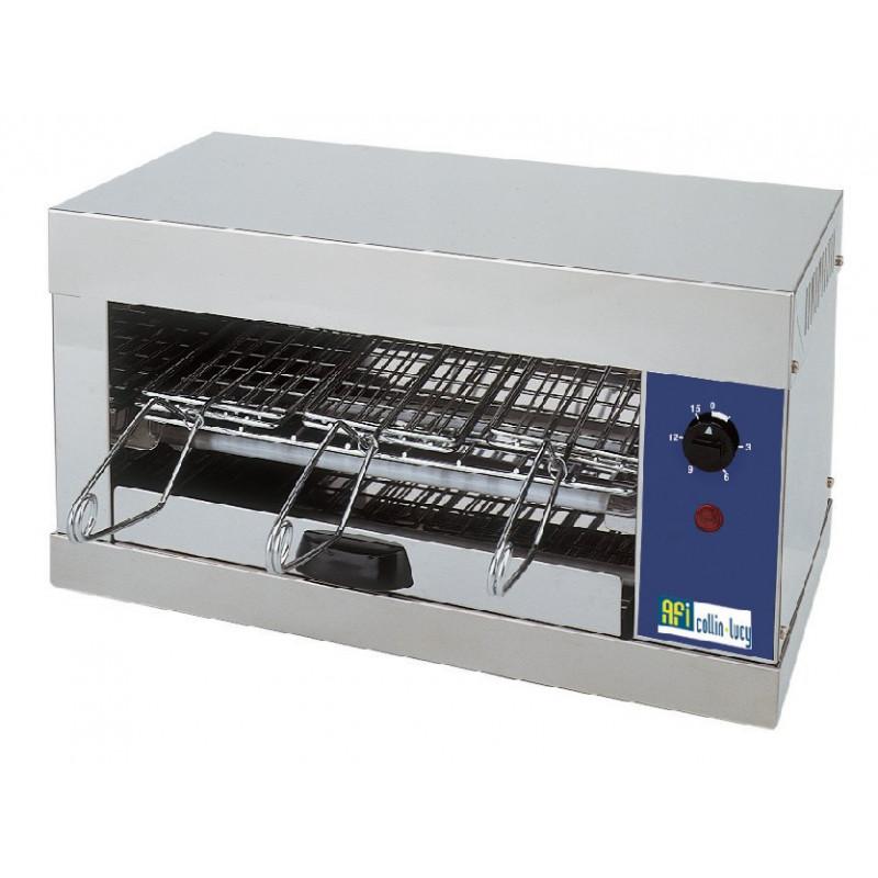 Toaster Professionnel 1 à 2 Niveaux - AFI Collin Lucy - TB3