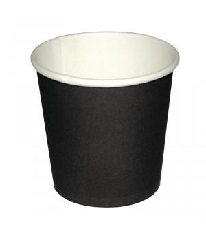 Gobelets noirs espresso Olympia