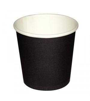 Gobelets noirs espresso Olympia 120ml