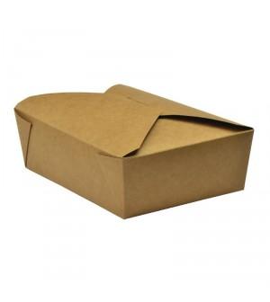 Carton alimentaire N°5 Vegware 1050ml
