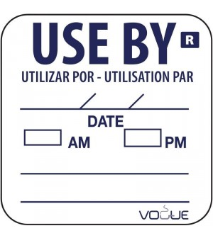 Etiquettes « A utiliser avant le »