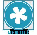 Ventilé